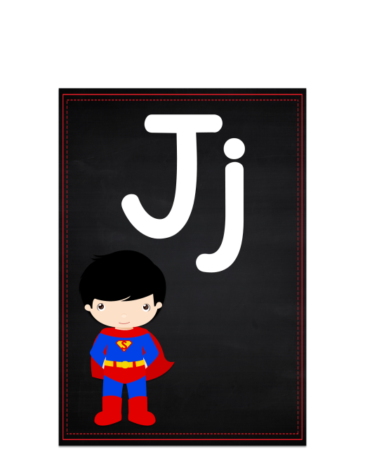 photograph about Superhero Letters Printable identify Superhero letters of the alphabet chalkboard concept